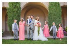 Photo by Nichole V Photography Thanksgiving Point Wedding #BradyBunch #wedding