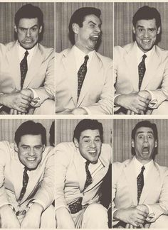 Jim carey is one of the funniest persons ever