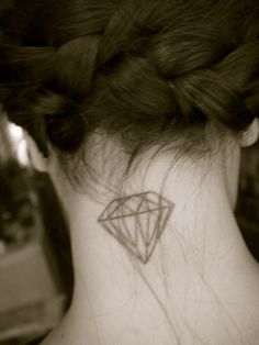 diamond tattoo | Tumblr |  CLICK THIS PIN if you want to learn how you can EARN MONEY while surfing on Pinterest
