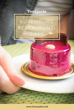 Foodguide Luxemburg: Wo kann man gut essen in Luxemburg? Restaurant-Empfehlungen und Tipps