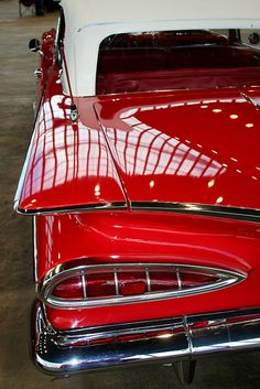 1959 Chevrolet Convertible...Special cars need special Insurance coverage that's #affordable...Brought to you by #HouseofInsurance #EugeneOregon