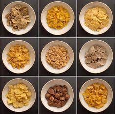 Flakes & More #shopmuesliat #frühstücksideen #frühstück #müsli Snacks, Muesli, Cereal, Breakfast, Food, Pomegranate, No Sugar, Berries, Food Food