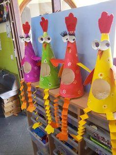 easter crafts for kids Easter Art, Easter Crafts For Kids, Diy For Kids, Easter Activities, Preschool Crafts, Diy And Crafts, Arts And Crafts, Toilet Paper Roll Crafts, Bunny Crafts