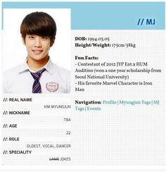 MJ ♡ His favorite is Iron Man & he's only 1 year younger than me! Yay for not being a creepy Noona (how I feel with 17 y/o Moonbin)...