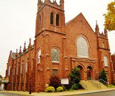Old Lutheran Church