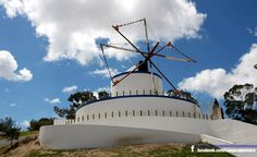 Windmill in #Sintra #Portugal