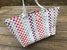 """Kate Spade Women Bag Tote Multi Color Straw Woven Big Tote 19""""L x 5.5""""W x 13""""H  Brand: Kate Spade  Color: Multi  Size:  19""""L x 5.5""""W x 13""""H  Pre-owned: Excellent used condition. see photos for the condition. You will get what you see in the photos. Kate Spade Totes, Kate Spade Tote Bag, Womens Tote Bags, Big, Color, Photos, Closet, Pictures, Armoire"""