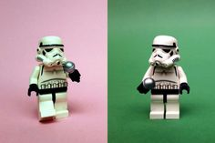 I have a dream, and Death Star is not the one #starwars #stormtrooper #lego