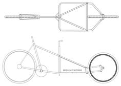 CARGOBIKE steerimg and Framework