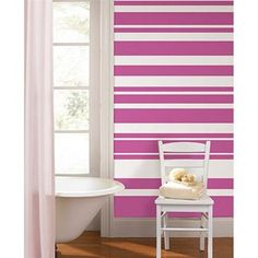 Luscious Pink Wall Decal- Wall Pops