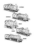 Thomas the Train site (coloring pages and more).