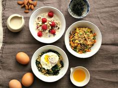 Quinoa recipes for breakfast, lunch or dinner #HealthyEats