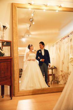 沖縄、石垣島にございます「クルデスール・チャペル」にてご結婚式をされます、素敵なお二人♪