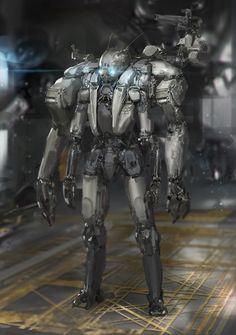 robot . Unknown Artist