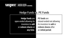 Hedge funds and PE funds are managed investment funds that pool money, yet they differ in their investment structure. Learn the difference! Creating A Blog, Hedges, Insight, Investing, Money, Learning, Studying, Teaching, Shrubs