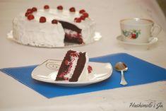 Tort bezglutenowy czekoladowo-wiśniowy – Hashimoto i Ja Cake, Food, Kuchen, Essen, Meals, Torte, Cookies, Yemek, Cheeseburger Paradise Pie