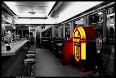 Back in time with an inside view of the Springfield Royal Diner,an authentic 50's diner. picture by William Anthony