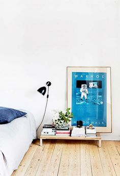 Decorating Ideas For The Home Bedroom, Decor Room, Bedroom Decor, Bedroom Furniture, Bedroom Themes, Furniture Sets, Bedroom Ideas, Bedroom Wood Floor, Interior Minimalista