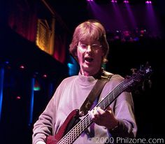 Hep C and liver transplant survivor Phil Lesh, getting down to business. Great organ donor info on his website!