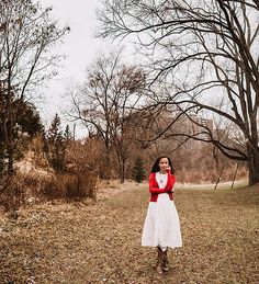 People Around The World, Real People, Around The Worlds, 28 Years Old, Red Cardigan, Happy New Year, White Dress, Romantic, Boho