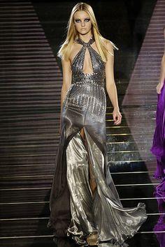 Versace Fall 2006 Ready-to-Wear Fashion Show - Caroline Winberg
