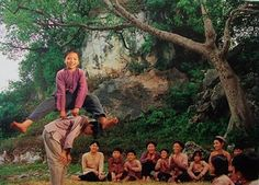 Traditional Vietnamese games. Simple Joy