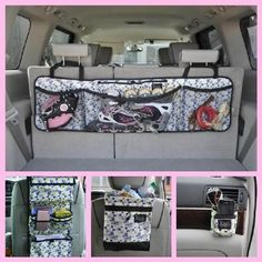 Let's get your vehicle organized! www.clevercontainer.com/clevercymmy