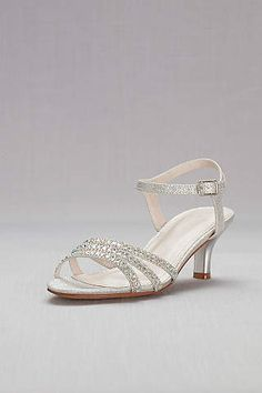 918746b484c Add a touch of sparkle to your look with these low-heel