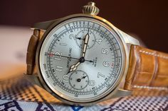 The 1858 Chronograph Tachymeter Limited Edition