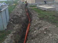 Drain layers Christchurch - New Residential Drainage Drainage Contractors, Garden Tools, Layers, Layering, Yard Tools