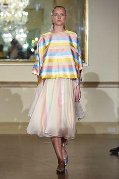 Yuna Yang Ready To Wear Spring Summer 2017 New York