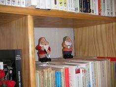 nains de bibliothèque (avec l`aimable autorisation de leurs parents adoptifs) | gilda_f