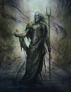 Hades, King of Whitespire in the Ice.