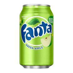 Купить Газировка Green Apple Fanta 355 мл — цена доставка магазин Сладкая страсть Москва
