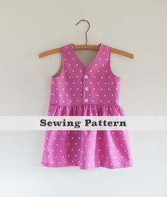 Maeve Jumper PDF Sewing Pattern Girls Apparel by whitneydeal