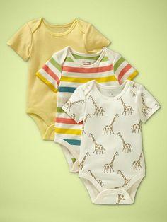 Giraffes! Too cute!