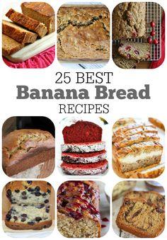 Best Banana Bread Recipes