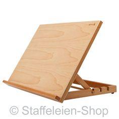 Reeves Workstation A3 - Tischstaffelei Holzstaffelei Buchenholz Staffelei | eBay