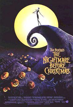 The Nightmare Before Christmas (Un film di Henry Selick, Tim Burton - USA 1993)