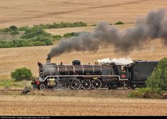 Net Photo: 3321 Ceres Railway Company Steam at Western Cape, South Africa by Joyce van der Vyver Train Car, Train Tracks, Train Trip, Locomotive Engine, Steam Locomotive, South African Railways, Electric Train, Old Trains, Travel Oklahoma