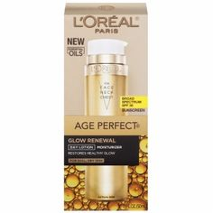 L'Oreal Paris Age Perfect Glow Renewal SPF 30 Lotion