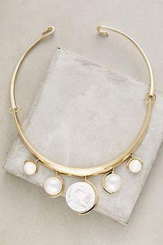 Blanca Collar Necklace