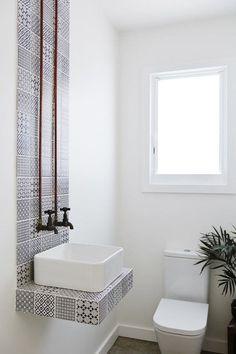 Banheiros lindos