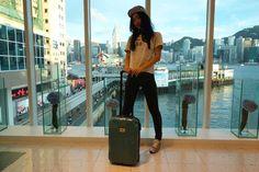 Crash Baggage Streetstyle in Hong Kong
