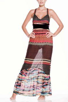Bendito Dance Hall Dress