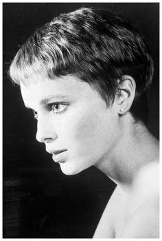 Mia Farrow in Rosemary's baby directed by Roman Polanski, 1968