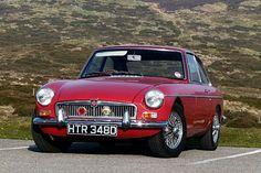 MGB GT 1968