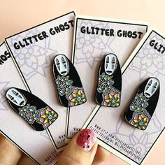 Repost @glitterghostlady No face Mandala pins are looking for homes To get ahold of one of these cuties visit http://ift.tt/2phTyq7 ----LINK IN MY BIO!--- (Posted by https://bbllowwnn.com/) Tap the photo for purchase info. Follow @bbllowwnn on Instagram for the best pins & patches!