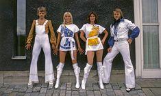 Die 77 besten Bilder zu ABBA   Musik, Abba und Frida abba