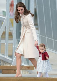 The Duke and Duchess of Cambridge Visit Canada – Last Day
